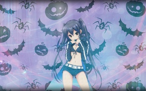 Picture anime, Halloween, the vocaloids