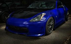 Picture Nissan, car, 350Z
