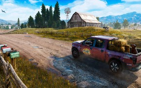 Picture Ubisoft, Game, Far Cry 5