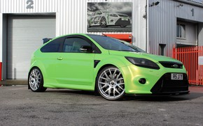 Picture ford, focus, mkII