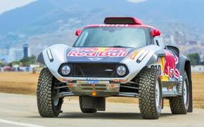 Picture Mini, Sport, Rally, Dakar, Dakar, Rally, Buggy, Buggy, X-Raid Team, MINI Cooper, X-Raid, X Raid, …