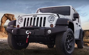 Picture SUV, Wrangler, Jeep, Moab