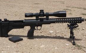 Picture weapons, weapon, Sniper Rifle, sniper rifles, Desert Tech, CDS, Stealth Recon Scout, Desert Tech, DT …