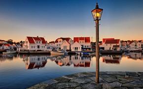 Picture Norway, lantern, Norway, Skudeneshavn