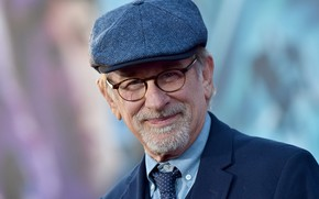 Wallpaper Steven Spielberg, male, Director, Steven Spielberg