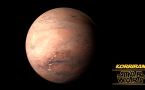 Wallpaper Korriban, Star wars, planet, sci fi