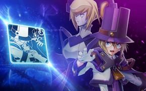 Picture game, hat, anime, BlazBlue, mahou, japonese, madoshi, BlazBlue Chrono Phantasma, tophat