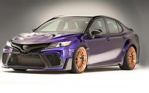Picture Toyota, tuning, Camry, Rutledge Wood