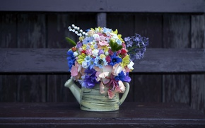 Picture Flowers, Bouquet, Flowers, Bouquet