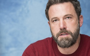 """Picture Ben Affleck, Ben Affleck, Live by Night, at the press conference of the film """"Law …"""