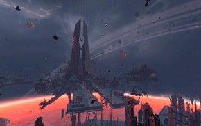 Picture planet, Star Conflict, Monolith Remains