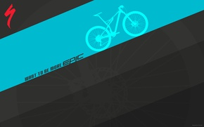 Picture bike, sport, logo, logo, sport, logo, bicycle, cycle, Cycling, specialized, brain, epic, epic, spesh