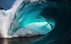 Wallpaper sea, wave, water, squirt, the ocean, wave