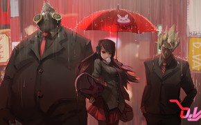 Wallpaper the game, art, characters, Overwatch