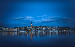 Picture home, yachts, Germany, port, Germany, harbour, the fjord, Schleswig-Holstein, Schleswig-Holstein, Flensburg, Flensburg, The Flensburg fjord, …