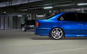 Picture bmw, bmw5, e39, 5series