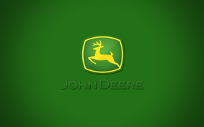 Picture Mechanical engineering, John Deere, Deere & Company, John Deere, logo