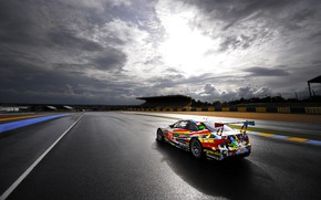 Picture The sun, Color, Auto, Vinyl, BMW, Sport, Machine, Light, Clouds, Asphalt, BMW, Track, Color, Art, ...