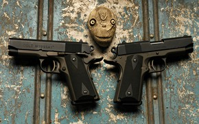 Picture weapons, guns, Colt Compact