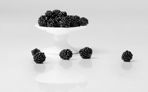 Picture berries, background, food