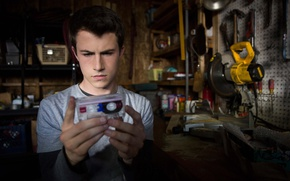 Picture tv series, Netflix, Dylan Minnette, 13 Reasons Why, Clay Jensen