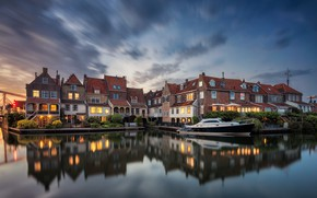 Picture Netherlands, Holland, Enkhuizen