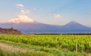 Picture Armenia, Ararat, Hayastan, Xor virap