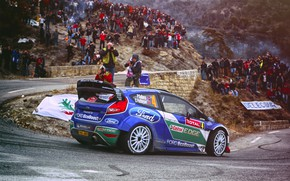 Picture Ford, Auto, Sport, Machine, People, Ford, Race, Car, WRC, Rally, Rally, The audience, Fiesta, Fiesta, …