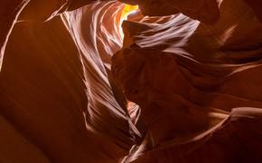 Picture canyon, AZ, USA, America, Antelope canyon