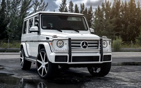 Picture Mercedes, wheels, AMG, with, G63, metallic, gunmetal, we customized