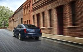 Picture car, Cadillac, fast, Cadillac XTS