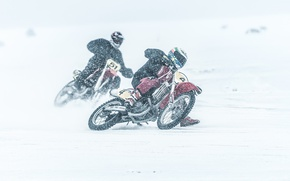 Picture race, motorcycles, sport