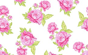 Wallpaper seamless, roses, rose, background, texture