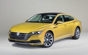 Picture Volkswagen, sedan, Arteon, 2019, 4MOTION