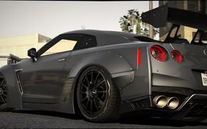 Picture Nissan, GTA, Grand Theft Auto V