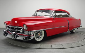 Picture Cadillac, coupe, 1950, Series 61