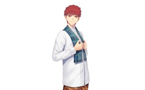 Picture anime, art, guy, Emiya Shirou, Fate / Stay Night