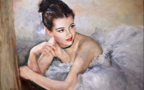 Picture Natalie, Pal Fried, prima ballerina-2
