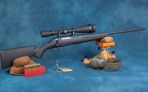 Picture Ruger, American Rifle, caliber 308
