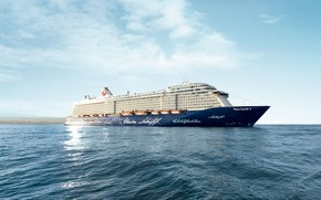 Picture Sea, Liner, The ship, Passenger, Passenger liner, TUI Cruises, Royal Caribbean Cruises, Ship, My Ship, …