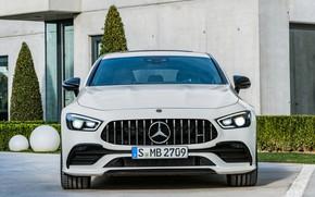 Picture Mercedes-Benz, AMG, 2018, 4MATIC, 4 Door Coupe, Mercedes-Benz AMG GT