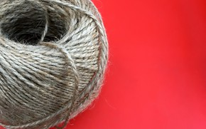 Picture macro, background, twine