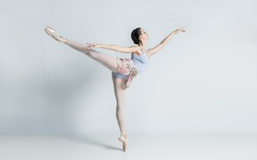 Picture girl, ballerina, MIRYAM ROCA