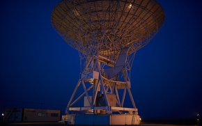 Picture antenna, Komsomolsk on Amur, radar, arc 2