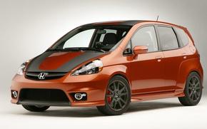 Picture Concept, Honda, Sport, Fit, Extreme