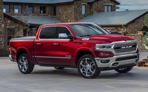 Picture Dodge, pickup, 1500, Ram, 2019, Limited Crew Cab