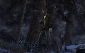 Picture The Walking Dead, Telltale Games, Kenny