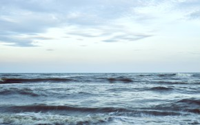 Picture sea, wave, beach, summer, the sky, the ocean, summer, beach, sky, sea, blue, seascape, wave