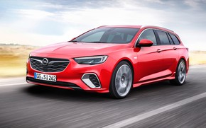 Picture Insignia, Opel, universal, 2017, Sports Tourer