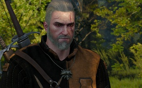 Picture Nature, The Witcher, Geralt of Rivia, The Witcher 3, The Witcher 3